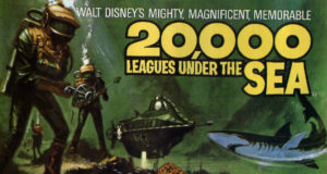 20,000 Leagues under the Sea - Disney movies - SFF Planet