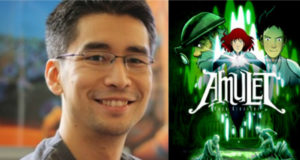 Kazu Kibuishi Interview - Fantasy Comics - SFF Planet
