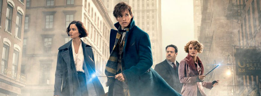 Fantastic Beasts and Where to Find Them - Fantasy Movies - SFF Planet