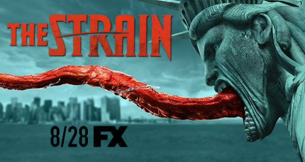 The Strain - Horror Series - SFF Planet
