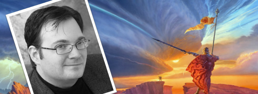 Interview with Brandon Sanderson - SFF Planet