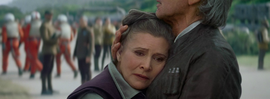 Goodbye Carrie Fisher - Star Wars - SFF Planet