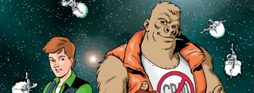 Grease Monkey - Comics - SFF Planet