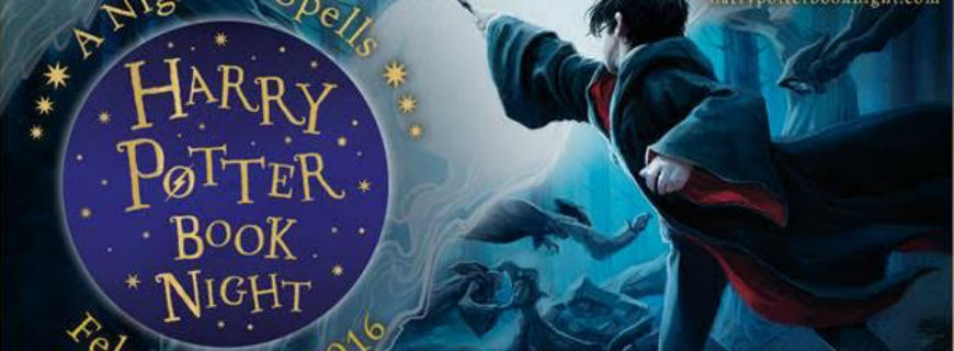 Harry Potter Book Night 2017 - SFF Planet