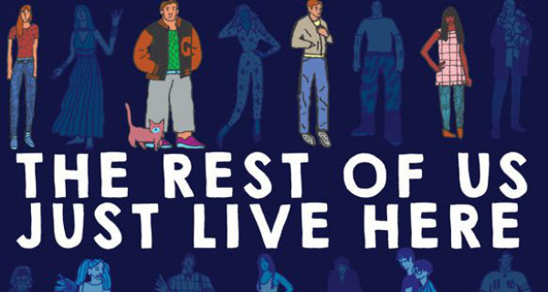 The Rest of Us Just Live Here - Book Review - SFF Planet